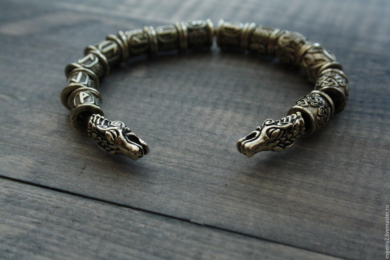 bracelet Viking, Bead bracelet, Volgograd,  Фото №1