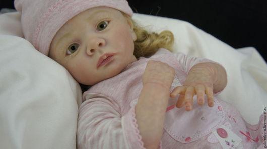Куклы-младенцы и reborn ручной работы. Ярмарка Мастеров - ручная работа. Купить Кукла реборн эльф Ира Галины Лобашовой. Handmade.