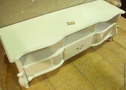 тумба под тв на заказ, мебель на заказ по индивидуальным размерам
