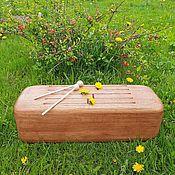 Музыкальные инструменты handmade. Livemaster - original item Log drum (Log Drum). Handmade.