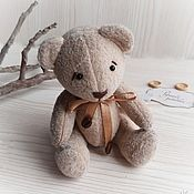 Куклы и игрушки handmade. Livemaster - original item Coffee Bear (with delivery). Handmade.
