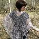 shawl, shawl knitting, shawl Lacy shawl-shawl, openwork shawl, knitted shawl, shawl knitting, openwork, summer shawl, grey, thin shawl, shawl shawl, beautiful shawl, easy shawl, silver, buy
