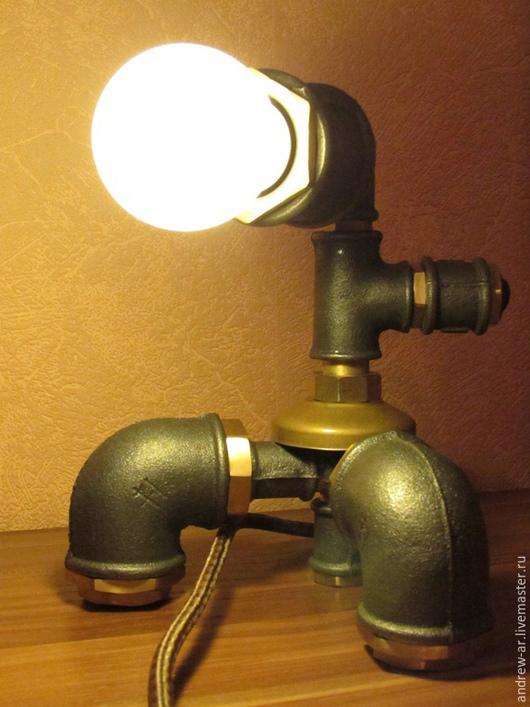 """Освещение ручной работы. Ярмарка Мастеров - ручная работа. Купить Светильник """"Lampy"""". Handmade. Лампа, лампа ручной работы, светильник"""