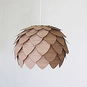 Для дома и интерьера ручной работы. Ярмарка Мастеров - ручная работа Светильник Flake. Handmade.