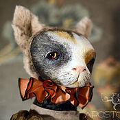 Куклы и игрушки ручной работы. Ярмарка Мастеров - ручная работа Кошка Валенсия. Handmade.
