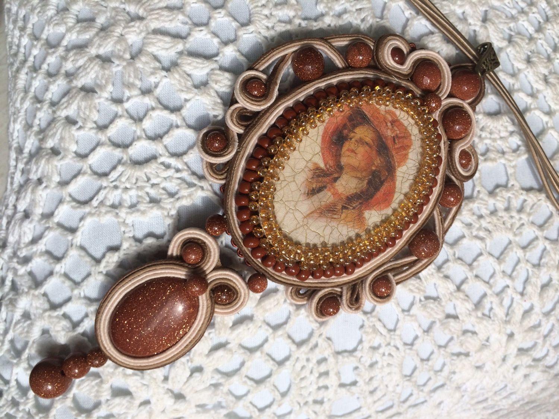 Choker Eugene, Necklace, Kaluga,  Фото №1