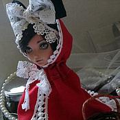 Куклы и игрушки ручной работы. Ярмарка Мастеров - ручная работа OOAK Ever After High Красная шапочка. Handmade.