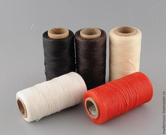 Другие виды рукоделия ручной работы. Ярмарка Мастеров - ручная работа. Купить Нить вощеная 1 мм 260 м. Handmade.