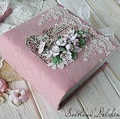 Свадебный салон handmade. Livemaster - original item Wedding album
