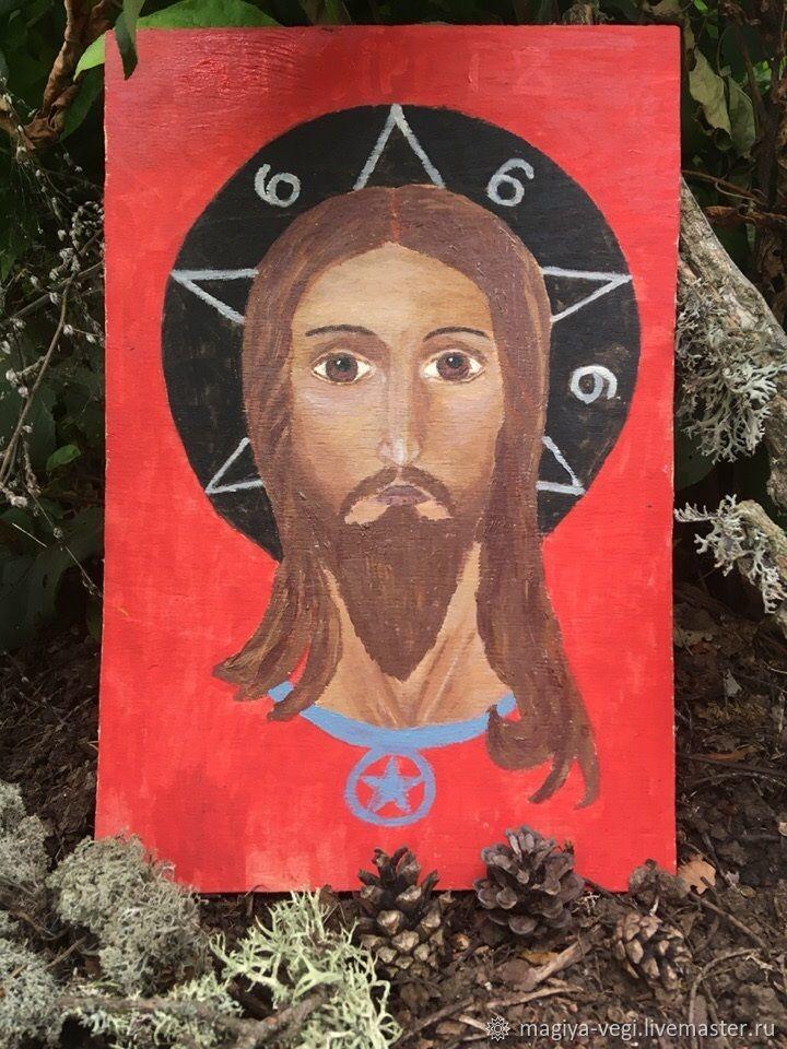 что загрузили антихрист икона фото все