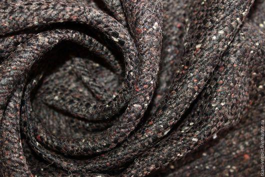 Шитье ручной работы. Ярмарка Мастеров - ручная работа. Купить Ост .0,9 м. Пальтово-костюмная ткань. Handmade.
