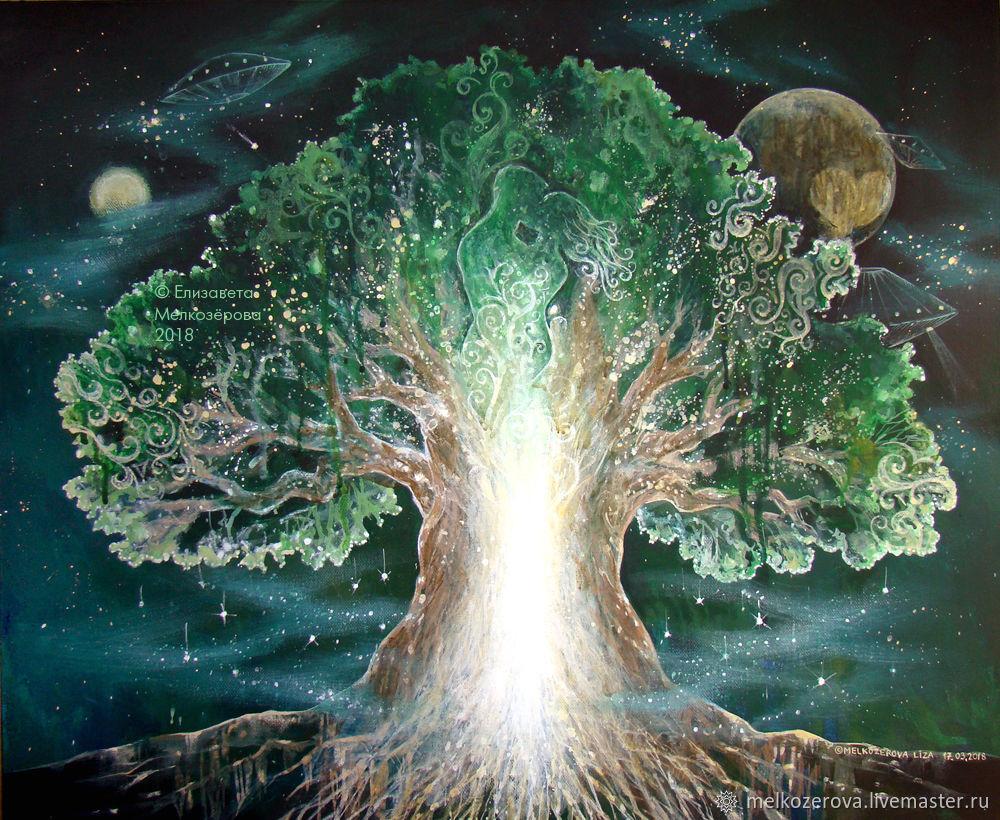 энергия дерева картинки легком варианте