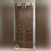 Для дома и интерьера ручной работы. Ярмарка Мастеров - ручная работа Амбарная дверь в восточном стиле. Handmade.