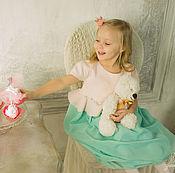 Работы для детей, handmade. Livemaster - original item Baby dress. Handmade.