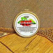 Косметика ручной работы handmade. Livemaster - original item Rosehip cream for skin care. Handmade.