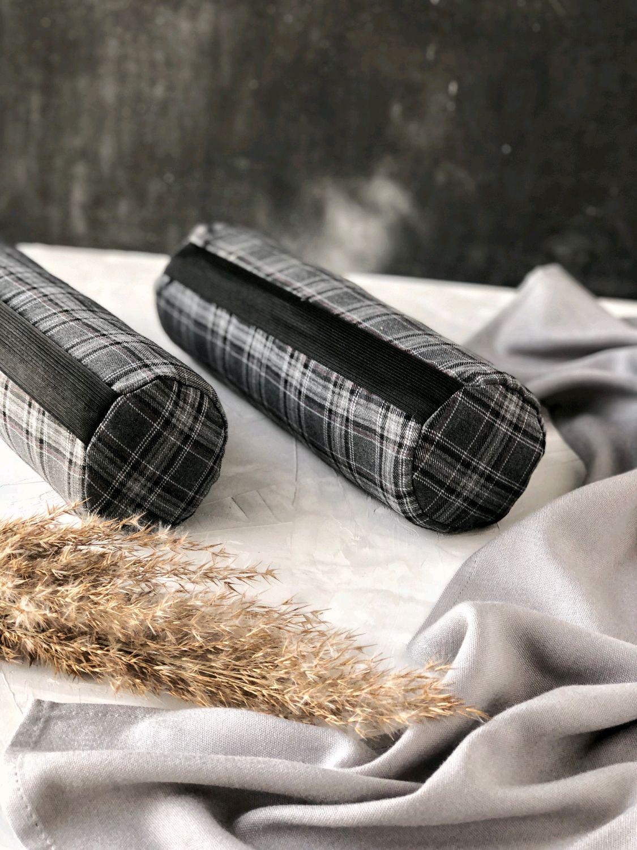 Можжевеловый валик-подголовник, Автомобильные сувениры, Саратов,  Фото №1