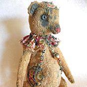 Куклы и игрушки ручной работы. Ярмарка Мастеров - ручная работа Мишка тедди Маргарита. Handmade.