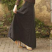 """Одежда ручной работы. Ярмарка Мастеров - ручная работа Длинная юбка """"Нимфа"""". Handmade."""