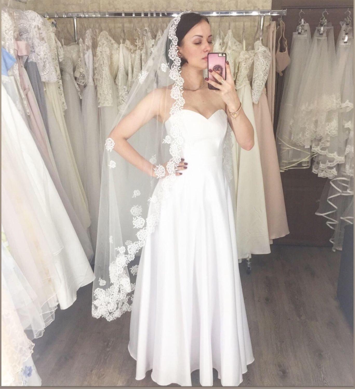 Свадебное платье. Корсет + юбка, Платья, Москва,  Фото №1