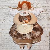 Куклы и игрушки ручной работы. Ярмарка Мастеров - ручная работа Кухонная фея!. Handmade.