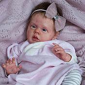Куклы Reborn ручной работы. Ярмарка Мастеров - ручная работа Малышка реборн Лулу. Handmade.