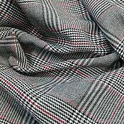 """Ткани ручной работы. Ярмарка Мастеров - ручная работа Костюмная ткань """"Armani"""" Италия. Handmade."""