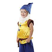 Одежда ручной работы. Ярмарка Мастеров - ручная работа Карнавальный костюм Гномик. Handmade.