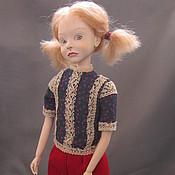 Куклы и игрушки ручной работы. Ярмарка Мастеров - ручная работа Туся. Handmade.