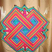 Фен-шуй и эзотерика ручной работы. Ярмарка Мастеров - ручная работа Тибетская мандала.. Handmade.