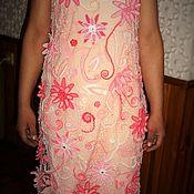 Одежда handmade. Livemaster - original item dress the strawberries with cream. Handmade.