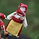 """Народные куклы ручной работы. Куколка """"Мировое древо"""". Юлия Гущина (Народные куклы). Интернет-магазин Ярмарка Мастеров. красный"""