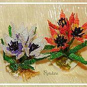 Цветы и флористика ручной работы. Ярмарка Мастеров - ручная работа Тюльпаны Little. Handmade.