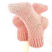 Аксессуары handmade. Livemaster - original item Thick warm knitted socks. Handmade.