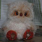 Куклы и игрушки handmade. Livemaster - original item Owlet Kaprizulka. Handmade.