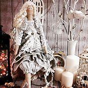 Куклы и игрушки ручной работы. Ярмарка Мастеров - ручная работа Интерьерная кукла Герда. Handmade.