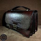 Сумки и аксессуары handmade. Livemaster - original item Bag ViamQuad. Handmade.