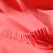 Для дома и интерьера handmade. Livemaster - original item Fitted bed sheet- Linen Fitted Sheet. Handmade.