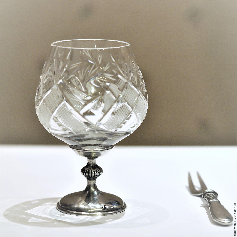 Set of brandy 'COGNAC SELFISH EMPIRE-150', Gifts for February 23, Zhukovsky,  Фото №1