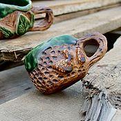 handmade. Livemaster - original item Cup for tea