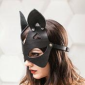 Аксессуары handmade. Livemaster - original item Mask cat. Handmade.