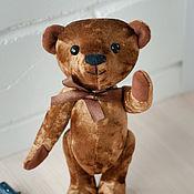 Куклы и игрушки ручной работы. Ярмарка Мастеров - ручная работа тедди Ретро Мишка. Handmade.