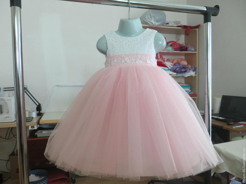 37e02d5373d Нарядное платье для девочки на годик – купить в интернет-магазине на ...