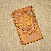 Сумки и аксессуары handmade. Livemaster - original item sigaretta. Versace. Slims. Handmade.