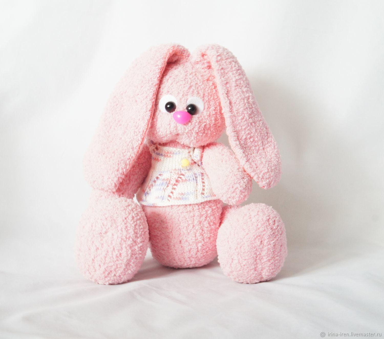Hare Rose, Stuffed Toys, Ryazan,  Фото №1