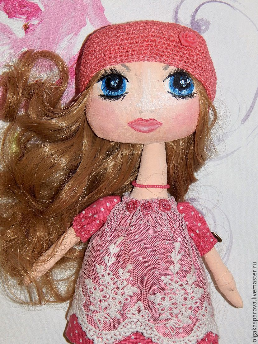 Милена. Коллекционная кукла, Куклы, Саратов, Фото №1