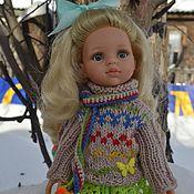 Куклы и игрушки handmade. Livemaster - original item A set of clothes for dolls Paola Reina.. Handmade.