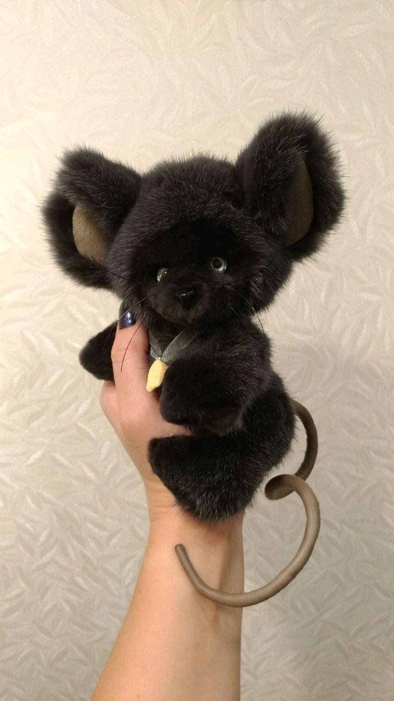 мышка, символ года 2020 г, Мишки Тедди, Санкт-Петербург,  Фото №1
