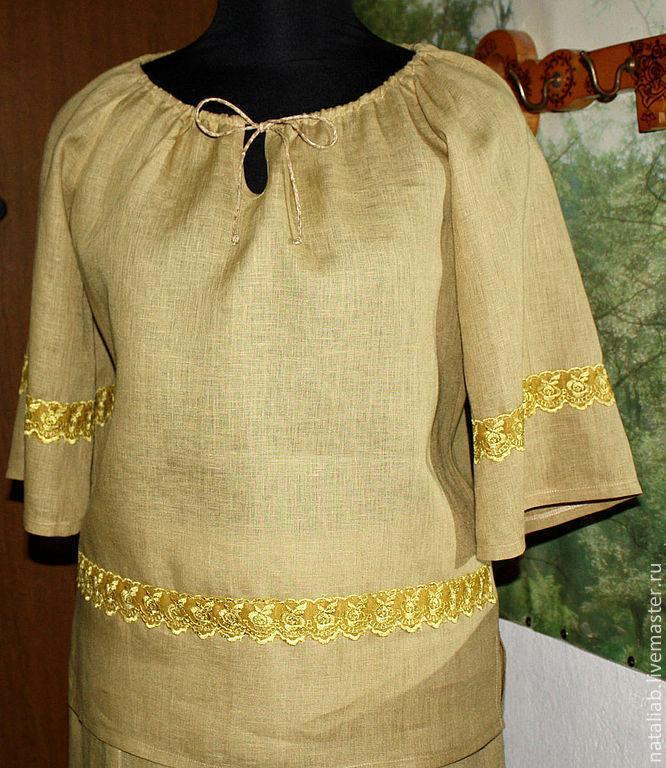 Блузки из льна с доставкой
