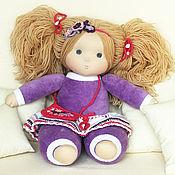 Куклы и игрушки ручной работы. Ярмарка Мастеров - ручная работа Шармелька Сиренька. Handmade.