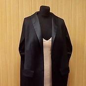Одежда ручной работы. Ярмарка Мастеров - ручная работа Комплект - Пиджак-кейп и платье-футляр. Handmade.